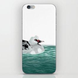 Happy Duck iPhone Skin