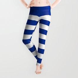 El Salvador honduras finland greece israel flag stripes Leggings