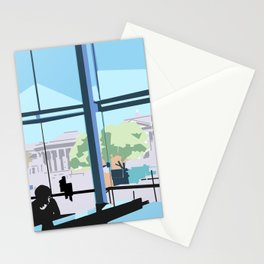 Dan In Liverpool Stationery Cards