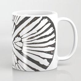 Unity   Botanical Print Coffee Mug