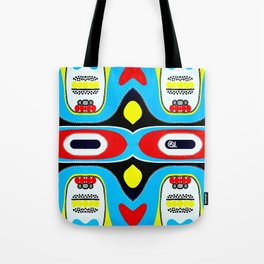 STREAM OF UNCONSCIOUNESS Tote Bag