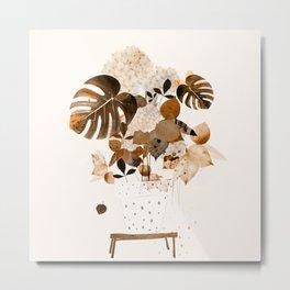 imaginary plant Metal Print