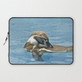 Humboldt penguin (Spheniscus humboldti) Laptop Sleeve