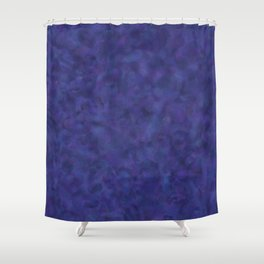 Purple Fog Shower Curtain