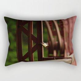 Lover's Locks at Lover's Leap Rectangular Pillow