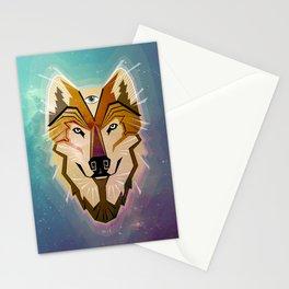 WOLF-MALIA Stationery Cards