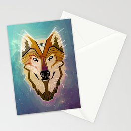 WOLF-MALIA Stationery Cards