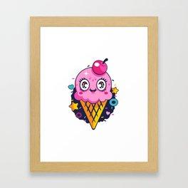 Sugar High: Sprinkle 3 Framed Art Print