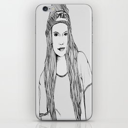 Cara. iPhone Skin