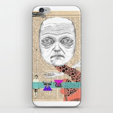 My life with men... iPhone & iPod Skin