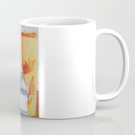 Bottlescape II, Abstract Alice in Wonderland Party Coffee Mug