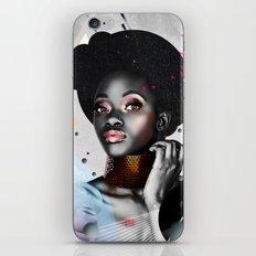 Judy iPhone & iPod Skin