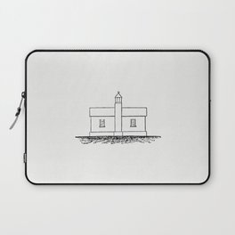 Lighthouse from Circular relating to Lighthouses Lightships Buoys and Beacons (1863) Laptop Sleeve