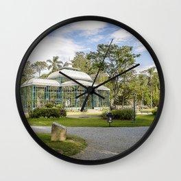 Palácio de Cristal Wall Clock