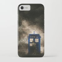 dr who iPhone & iPod Cases featuring Dr. Who by Redeemed Ink by - Kagan Masters