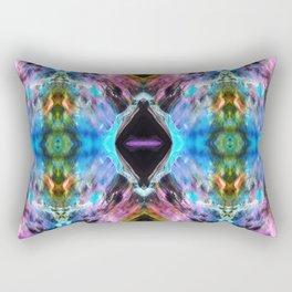 Brain Waves 1 Rectangular Pillow