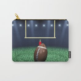 American Football stadium Carry-All Pouch
