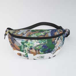 sleepers Fanny Pack