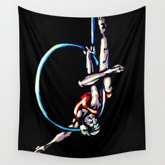 Keep them Crossed Wall Tapestry