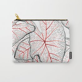 Heart leaves 2 Carry-All Pouch