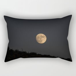 Country Moon Rectangular Pillow