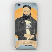 alcohol iPhone & iPod Skins featuring alcohol and engines by Napa