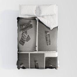 M.D.R. dark Comforters