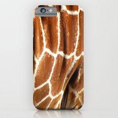 Giraffe Skin Close-up iPhone 6s Slim Case