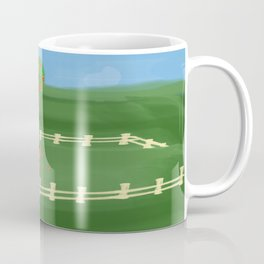 Hearty Topiary Coffee Mug