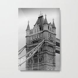 London ... Tower Bridge I Metal Print