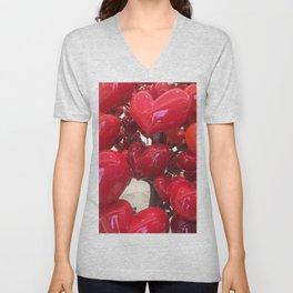 Tree of Hearts Unisex V-Neck