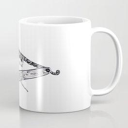 Bromeliad Barber Coffee Mug