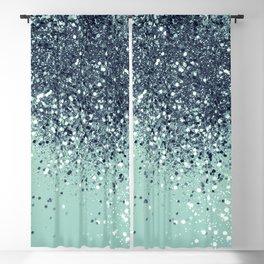 Cali Summer Vibes Lady Glitter #5 #shiny #decor #art #society6 Blackout Curtain