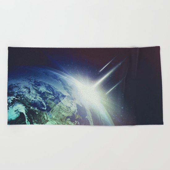 Impact Beach Towel