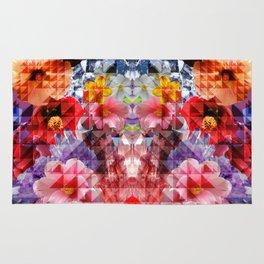 Crystal Floral Rug