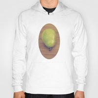pear Hoodies featuring Pear by Jessica Torres Photography