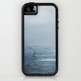 Storms over the Pacific Ocean iPhone Case