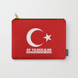 Euro 2016: Turkey Carry-All Pouch