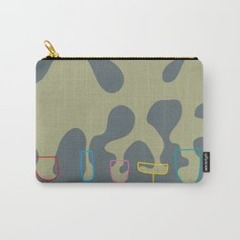 Pouring Wine dark Carry-All Pouch