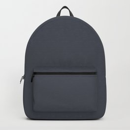 Mysterious Solid Color Block Backpack