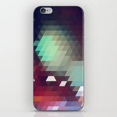 Triangle Pattern iPhone & iPod Skin