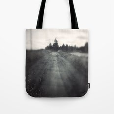 The Road to the Beach Tote Bag