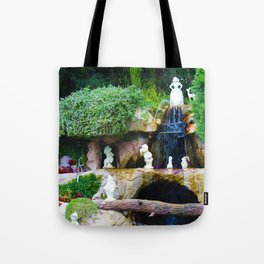 Snow White and the Seven Dwarves  Tote Bag