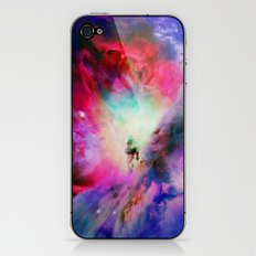 Cosmic Blossom iPhone & iPod Skin