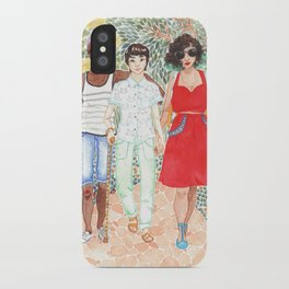 August 6 iPhone Case