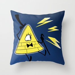 Tip Your Hat Throw Pillow