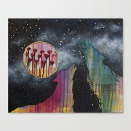 Destiny Revealing Canvas Print