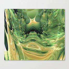 Slime Canvas Print