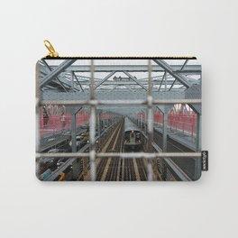 J Train - Williamsburg Bridge Carry-All Pouch
