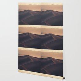 Poetic Sand Mountains Desert (Color) Wallpaper